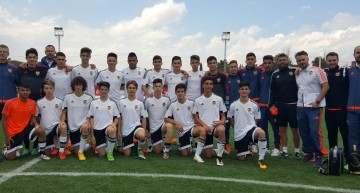 El Valencia CF cadete gana la Fase Final Autonómica de la IV Copa Coca-Cola