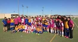 Amistoso entre las sub-14 femeninas de Comunitat Valenciana y Castilla-La Mancha