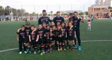 El Patacona CF conquista la Liga B1 Prebenjamín con brillantez