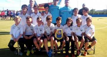 Primeros finalistas en categoría Benjamín para la VI Copa Federación