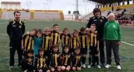 El Paterna CF corona con título su temporada en el C1 Prebenjamín