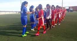 La Selección Femenina sub-12 cae en cuartos ante Navarra