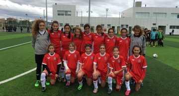 La Selección Femenina Sub-12 entrena el próximo lunes en Burjassot
