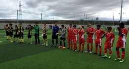 La Selección Alevín Masculina de Fútbol-8 se mide al Infantil del Burjassot CF