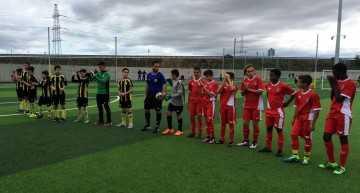 La Selección Valenciana sub-12 calibra su nivel ante el Avant Aldaia CDF Infantil