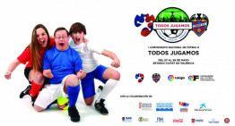 Así será el I Torneo Todos Jugamos en el Ciutat de València