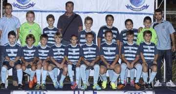 El Alevín B de La Rambleta se lleva la liga en el Grupo S3