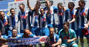 VIDEO: RCD Espanyol, Rivas Lunas y Nothingam vencen en el I Torneo TODOS JUGAMOS