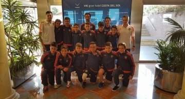 El Valencia CF ratifica su dominio total del B1 Alevín