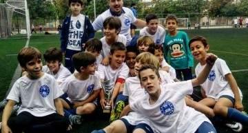 Atlètic Amistat captura el trofeo del B7 Benjamín en el último suspiro