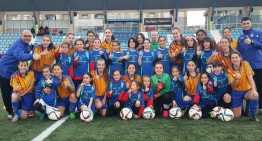 Picassent, Miramar y Benidorm acogerán tres nuevos clínics de fútbol femenino