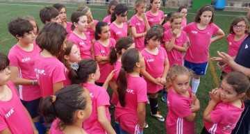 Clinics de Fútbol Base Femenino en Valencia y Gandia el 22 y 29 de mayo