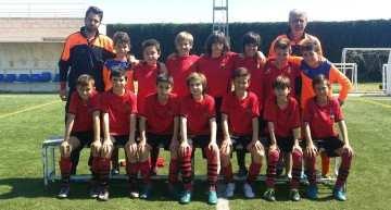 El Alboraya UD pone el broche de oro a su año en el grupo B3 Alevín