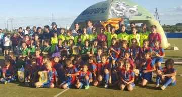 Malilla explota de alegría con su triunfo en la VI Copa Federación