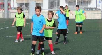 Pruebas de selección en el CF Malvarrosa para sus equipos que disputarán el COTIF Promeses 2017