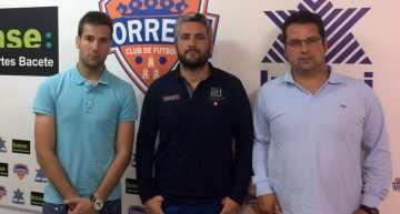 Sergio del Campo coordinará el fútbol-8 del Torrent CF