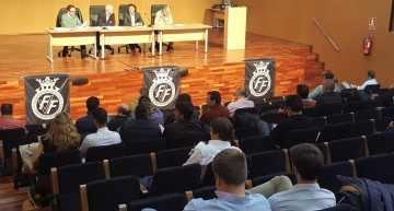 La FFCV celebrará un Congreso de Fútbol sobre categorías de base el 11 de junio