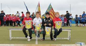 Finaliza la fase de clasificación Prebenjamín de la VI Copa Federación