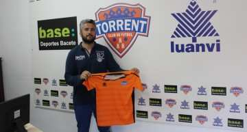 Toni Jareño es el nuevo director deportivo del Torrent CF