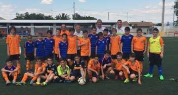 El Torrent CF acapara la final de la Copa Ribarroja en su categoría