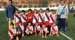 Cruces del Playoff de Campeones Prebenjamines de Fútbol-8 en Alicante