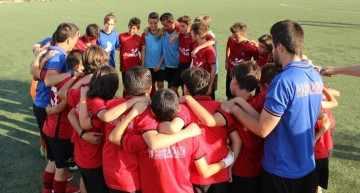 Alboraya UD y Godella CF se llevan la I Copa de Campeones Alevines de la FFCV