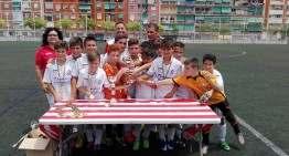 Torneo solidario Infantil y Cadete en La Malvarrosa a beneficio de Cáritas este lunes 26 por la tarde