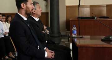 """""""Yo juego al fútbol y confío en mi papá"""": Messi y la importancia de ser responsable"""