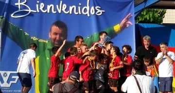 Fin de semana de fútbol y recuerdo en el II Torneo Felipe Fernández