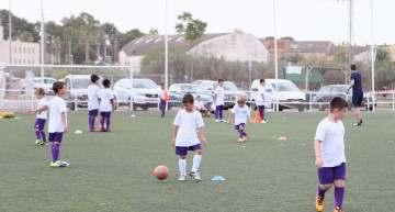 El campus de la AC Fiorentina organizado por Alejandro Rosalén en Lliria ha sido todo un éxito