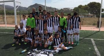 """Así ganó la liga el Alevín """"A"""" del CD Castellón"""