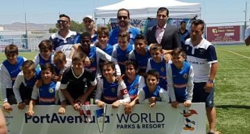 El Alevín A del Hércules CF se proclama campeón de la Levante Cup 2016