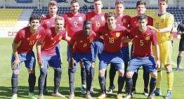 Cinco valencianos en la Selección Española sub-20 que paticipará en el COTIF