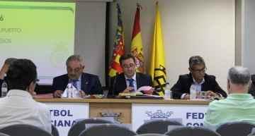 La Asamblea General de la FFCV pone el cierre a la temporada 2015-2016