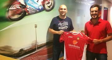 Xavi Sarrión y Pablo Fortes refuerzan la estructura del Ciutat d'Alzira FB