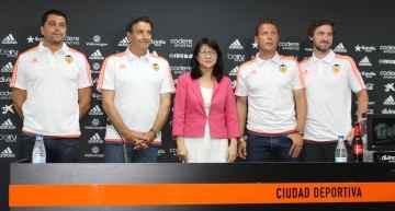 La Academia Valencia CF da un paso al frente