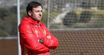 Santi Denia se lleva a siete valencianos a los entrenamientos de la Sub-16