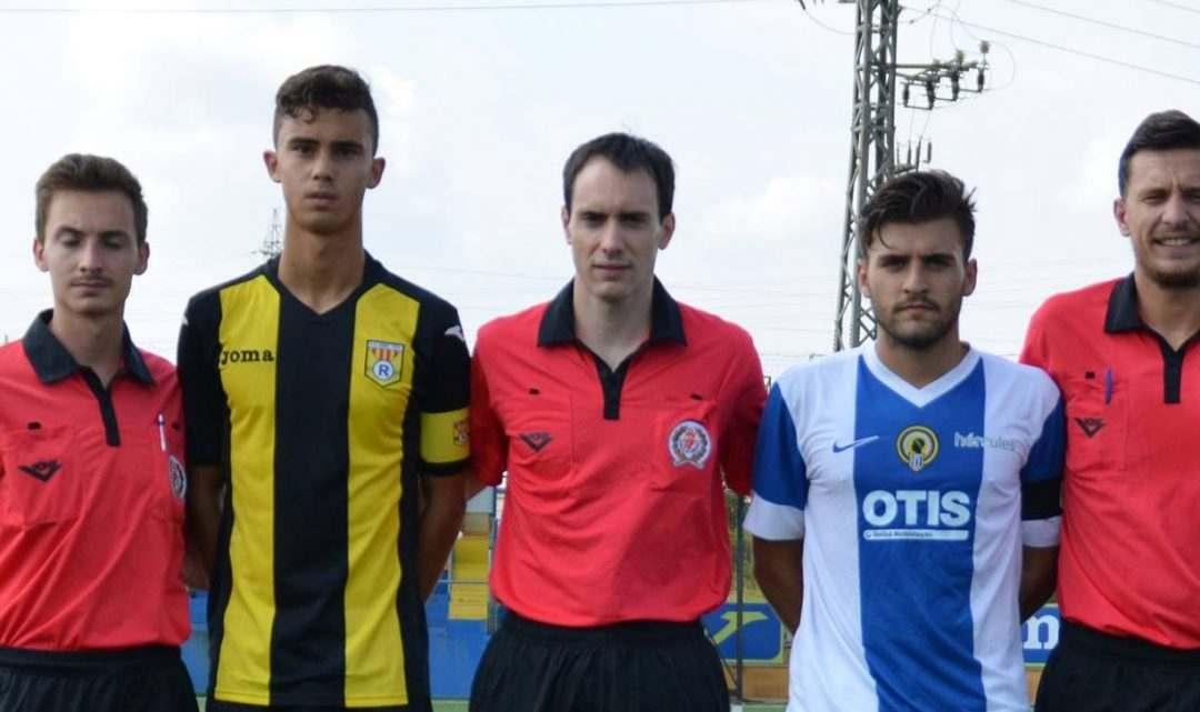 Hércules CF y CD Roda miden sus fuerzas para preparar la temporada
