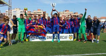 El Barça conquista el X TORCAF en categoría Cadete de Honor