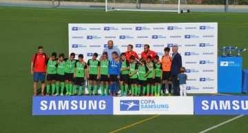 Así vivió el CD Malilla, desde dentro, la Copa Samsung 2016