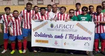 El CF Cullera recibe la Copa a la Deportividad FFCV 2015-2016
