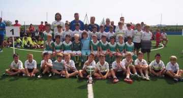 Los equipos del Colegio Salgui EDE conquistan la Escuelas Champions Cup 2016