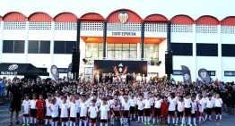 El Valencia CF arranca la 2016-2017 dando un nuevo impulso a su fútbol-8