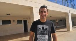 """Jorge Olivares: """"En el Hércules me tratan como en mi casa, no hay sitio mejor"""""""