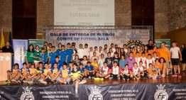 Abierto el plazo de inscripción para los Juegos Escolares de fútbol sala