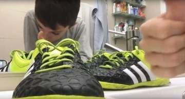 Herramientas a punto: ¿cómo se cuidan y protegen las botas de fútbol?