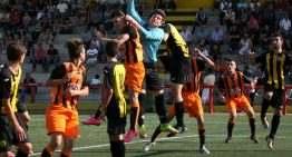 Dura jornada para el Patacona en fútbol-11
