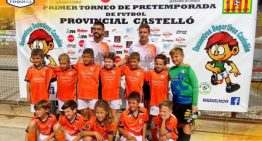 El Primer Toque CF Benjamín finaliza tercero en el Torneo Provincial de Castellón