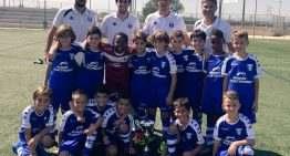 CF San José y Levante UD marcan el paso en el I Torneo Power Electronics F-8