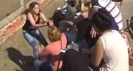 VÍDEO: Otra lamentable pelea entre padres, esta vez en Argentina